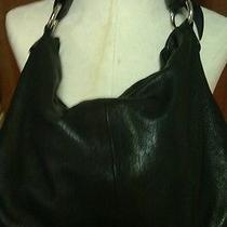 Banana Republic Lamb Leather Hobo Photo