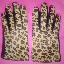 Banana Republic Leather Gloves Photo