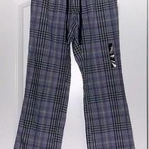Banana Republic Plaid Pajama Pants Size Xs X Small Purple Navy Gray White Nwt Photo