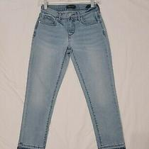 Banana Republic Premium Denim Womens Girlfriend Jeans Size 25 Photo
