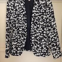 Banana Republic Print Jacket Size 0 Photo