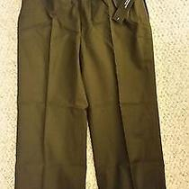 Banana Republic Women's Capri Stretch Pants -- Size 2 Nwt Photo