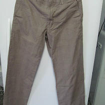 Bananna Republic Pants Office Dress 32w--291/2 L Photo