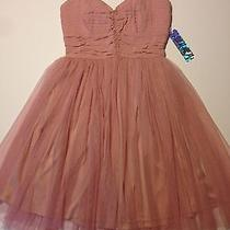 Band of Gypsies Dress Prom Tulle Urban Outfitters Med Photo