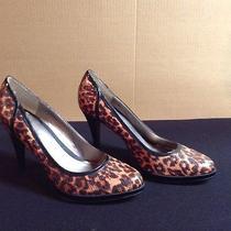 Bandlino Animal Print Heels Photo
