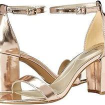 Bandolino 258607 Womens Armory Heeled Sandal Rose Size 8 Medium Photo