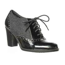 Bandolino Alrighty Oxford Pump - Black/black 5 Photo