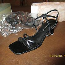 Bandolino Black Sandals Size 9 Black Photo