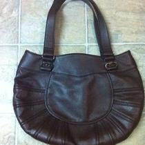 Bandolino Brown Leather Handbag Photo