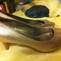 Bandolino Gold Shoes Perfect for the Holidays Photo