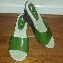 Bandolino Green Wedge - 8m Photo