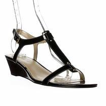 Bandolino Gurrey Wedge Sandal - Black 6.5 M Photo