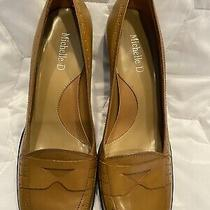 Bandolino Heels Shoes Navy Size 6.5 2 1/2 Inch Heel Brand New No Box Photo