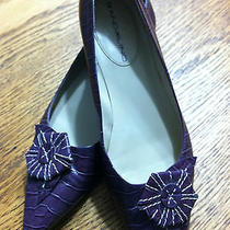 Bandolino Ladies Shoes Purple Violet Lavendar 6.5  Photo