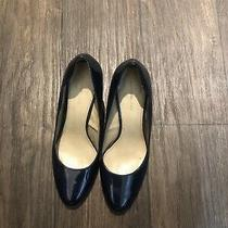 Bandolino Navy Heels Size 8 Photo