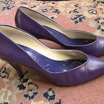 Bandolino Purple Heels Photo