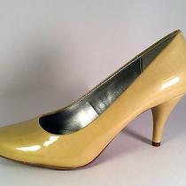 Bandolino Retro Pump Yellow 8.5m Photo