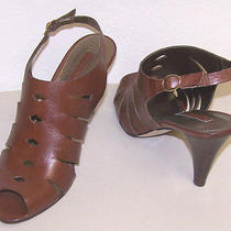 Bandolino Shoe 8m Never Worn Nice Tall Heel Photo