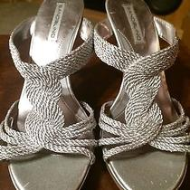 Bandolino Size 7 Silver Photo