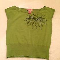 Bandolino Sweater - M - Green Photo