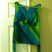 Bandolino v Neck Sleeveless Blouse Photo