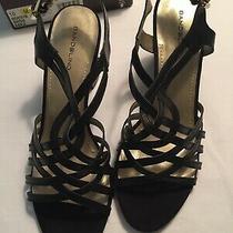 Bandolino Women's Black Sandal - Brand New - Never Worn - Sz 10  Photo