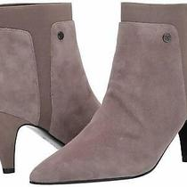 Bandolino Women's Bootie Ankle Boot Taupe Size 8.0 I0uc Photo