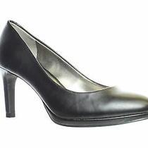 Bandolino Womens Batello3 Black Pumps Size 6 (1318754) Photo