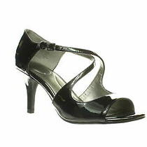 Bandolino Womens Black Sandals Size 8 (672708) Photo