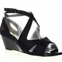 Bandolino Womens Omit Navy Sandals Size 6 (1277844) Photo