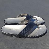 Bandolino Womens Piano Flip Flops Sandal Shoe 9m Photo