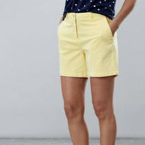 Bandolino Yellow Womens Shorts Excellent Condition  Photo