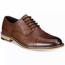 Bar 111 Mens Parker Leather Cap Toe Brogues Dress Shoes Size 9.5 Us Photo