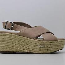 Bar Iii Bianka Wedge Sandals Women's Shoes Blush 5m Blush Size 5.0 Ko2v Photo