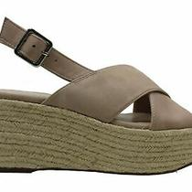 Bar Iii Womens Bianka Open Toe Casual Platform Sandals Blush Size 7.5 B7io Photo