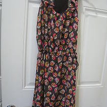 Bar Lll Macys Floral Dress Sz Xs Rebecca Taylor Photo