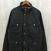 Barbour 19 Model/bubbler/new Utility Wax Jacket/m/cotton/brown/ 10209 Photo