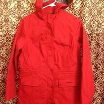 Barbour 379 Outdoor Hooded Beadnell Jacket Size 8 Us Nwt Photo