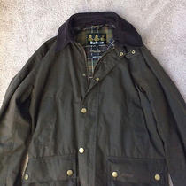 Barbour Ashby Jacket - Olive Medium. Like New. Only Worn Once Photo