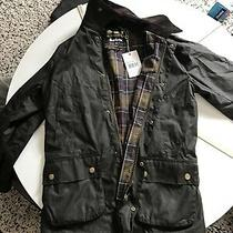 Barbour Ashby Men's Olive Wax Jacket Large Nwt - 410 Msrp Photo