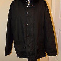 Barbour Beaufort Black Photo