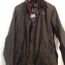 Barbour Beaufort Coat Large  Photo