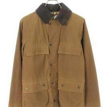 Barbour Bedale Sl Size Bideil Oiled Cotton Jacket Brown 2220 99 10002 Photo