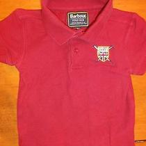 Barbour Boy's Size 2 T-Shirt- Like New Condition Photo