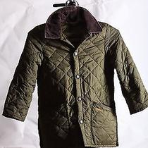 Barbour Children's Liddesdale New Quilted Jacket Photo