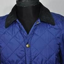 Barbour Childrens Liddesdale Quilted Jacket Size Xl Photo