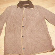 Barbour Childrens Microfibre Polarquilt Medium Xs Photo