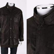 Barbour Dark Brown Genuine Leather