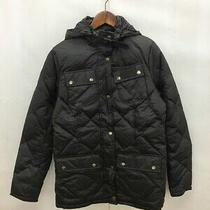 Barbour Down Jacket/46/polyester/brown 10290 Photo