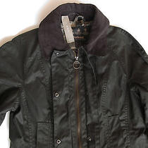 Barbour for Jcrew Beadnell Jacket in Sage Size Us 10/uk 14  Item 49175 Nwt/379 Photo